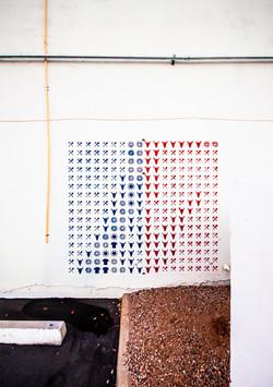 8 x 8 Mockup 2 Color Stencil