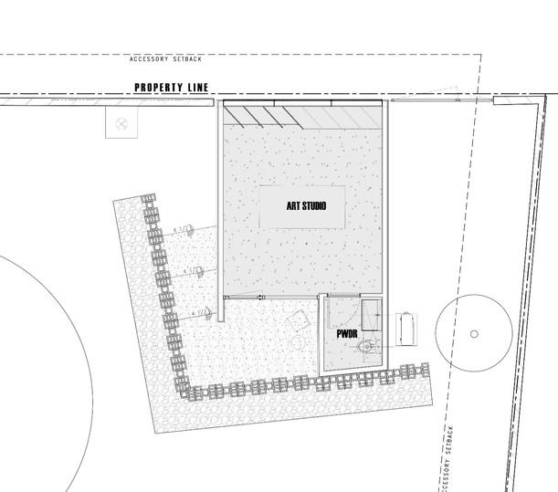 Missing Studio Floor Plan