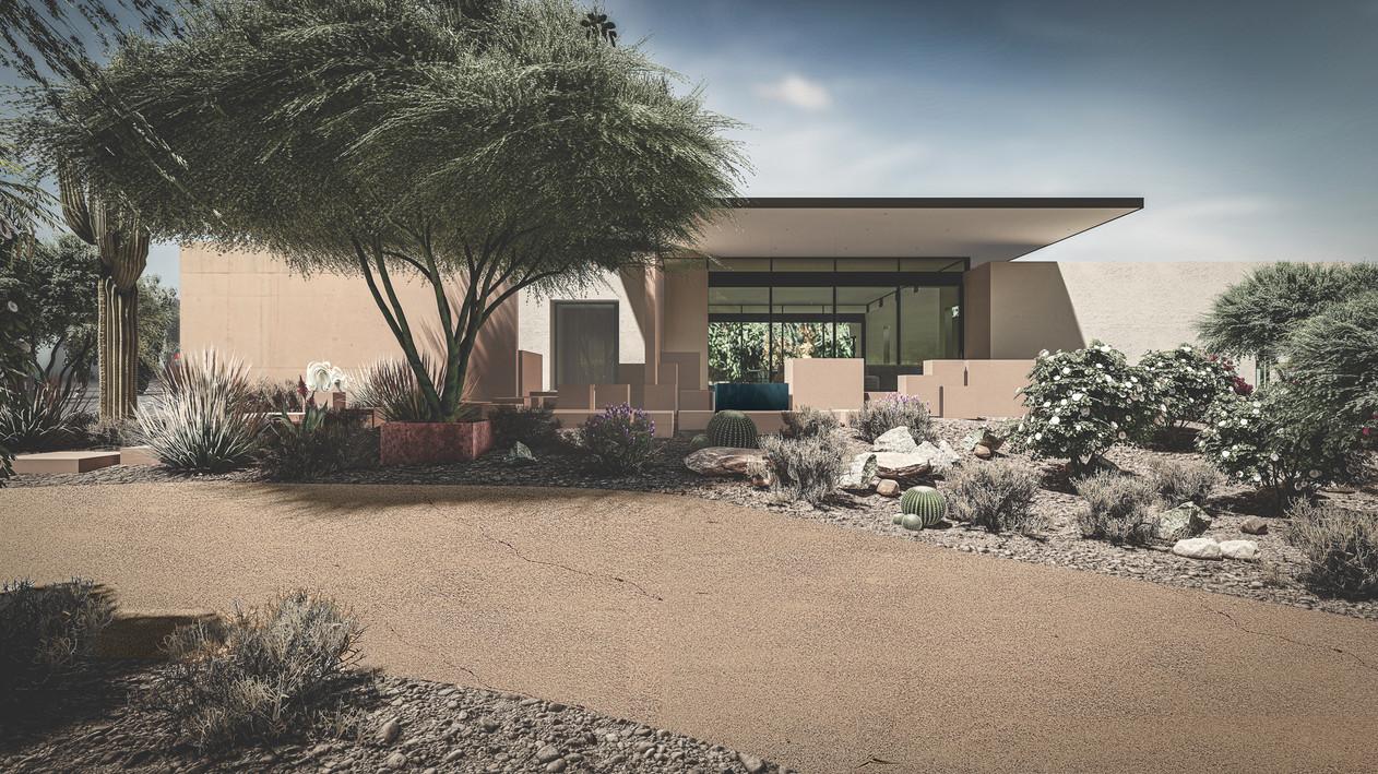 erosion house