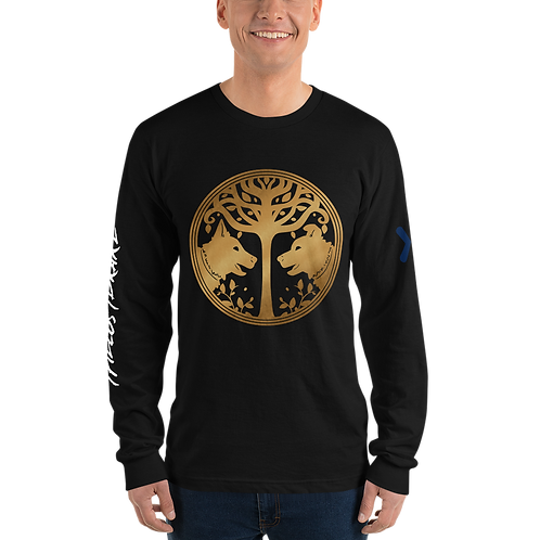 TheLostDrake Iron Banner Cayde/Logan Special Edition Long sleeve t-shirt