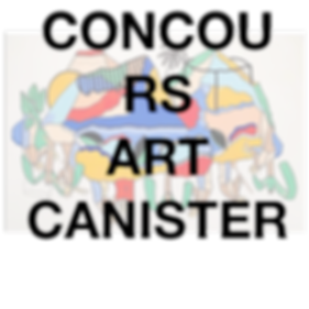 art canister concours