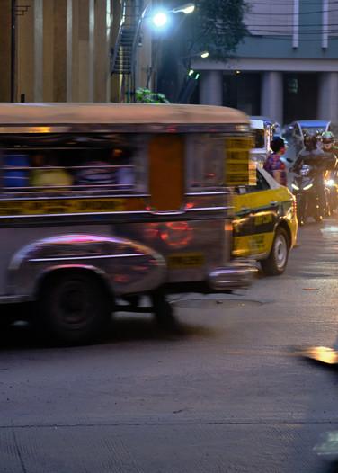 Pilippines de Manille à Bacolod , 2019.