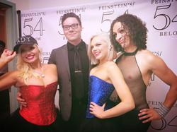Hope, Tommy, Juliana, & Jordan