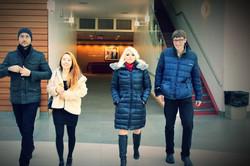 Sarpay, Yoonmi, Hope, & Tyler