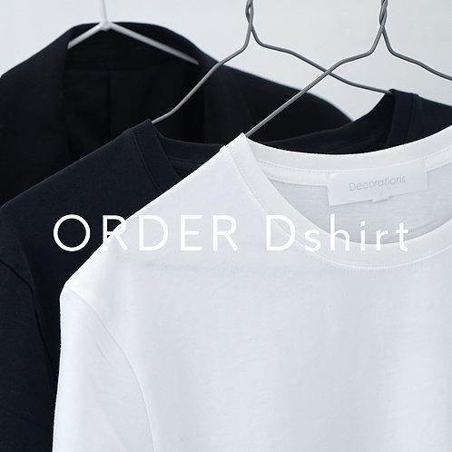 Order D-shirt