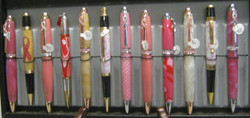 Pretty in Pink Pens