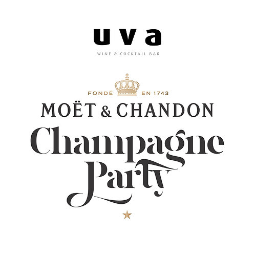 MOËT & CHANDON NEW YEAR'S EVE CHAMPAGNE PARTY
