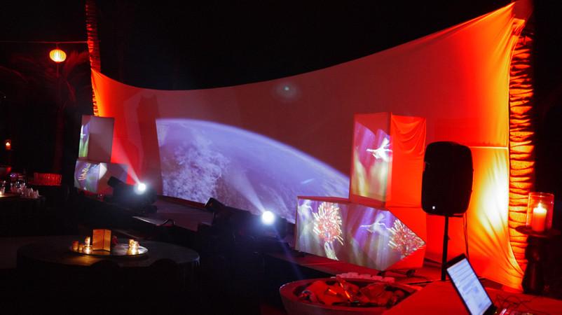 Retro Cinema theme - Event Ideas - Imagine Event Agency in Danang, Vietnam