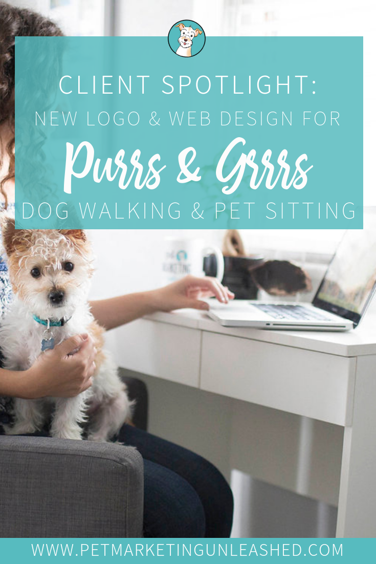 Dog Walking And Pet Sitting Web Designer | Pet Marketing Unleashed