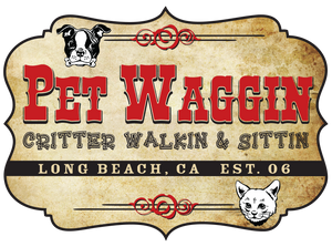 Logo, Branding, & Website Design For Pet Waggin' Pet Care | Pet Marketing Unleashed