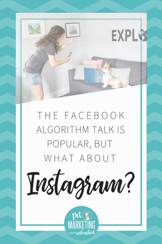 The Facebook Algorithm Talk Is Popular, But What About Instagram?