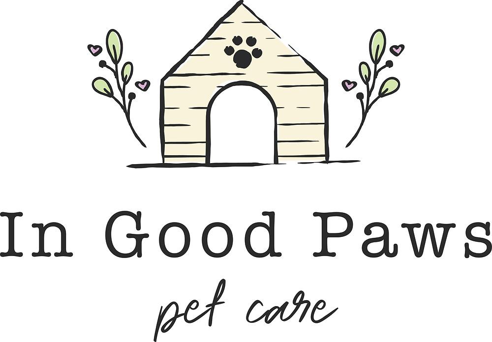 Long Island pet sitter Logo Design