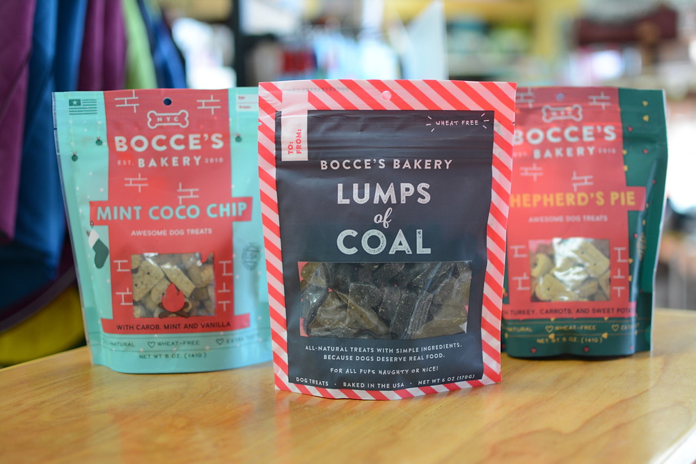 Bocce's Bakery Lumps of Coal Holiday Pet Gift Ideas In Salt Lake City