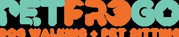 PetProGo logo design dog walking and pet sitting branding web design