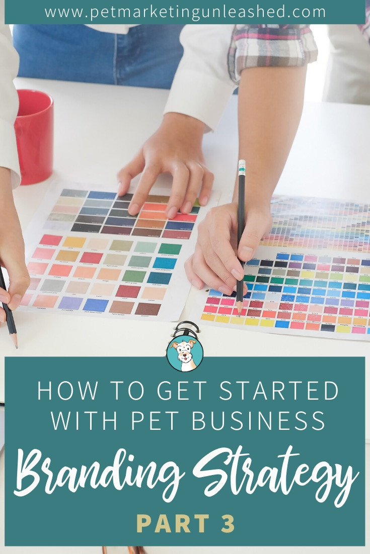 How To Get Started With Pet Business Branding Strategy Part 3 | Pet Marketing Unleashed | Branding And Website Design For The Pet Industry (Dog Walkers, Photographers, Groomers, Trainers, and More)