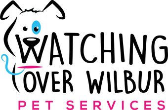 WatchingOverWilbur logo designer web designer groomer