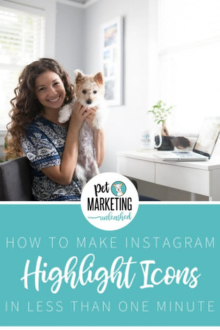 How To Make Instagram Highlight Icons In Less Than One Minute