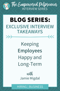 Keeping Employees Happy And Long-Term In The Pet Industry with Jamie Migdal | Pet Marketing Unleashed