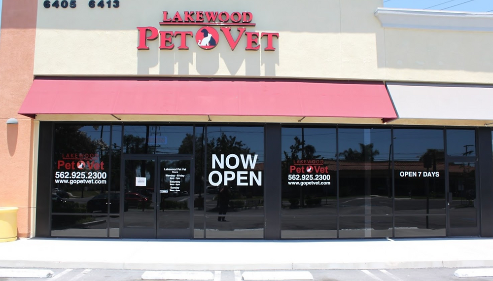 Lakewood Pet Vet in Long Beach