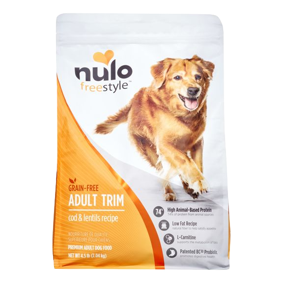 Nulo Trim Dog Food Salt Lake City Utah