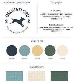 Dog Walker Branding Design