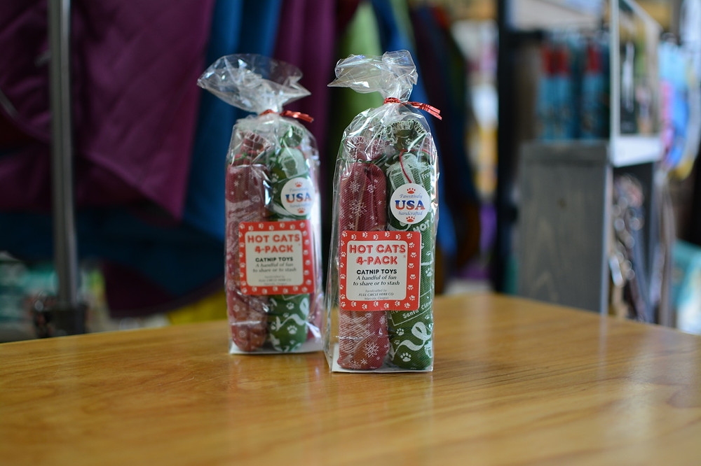 Hot Cats Holiday Catnip Treats Holiday Pet Gift Ideas In Salt Lake City