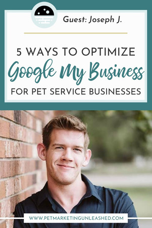 5 Ways to Optimize Your Google My Business As a Pet Service Business