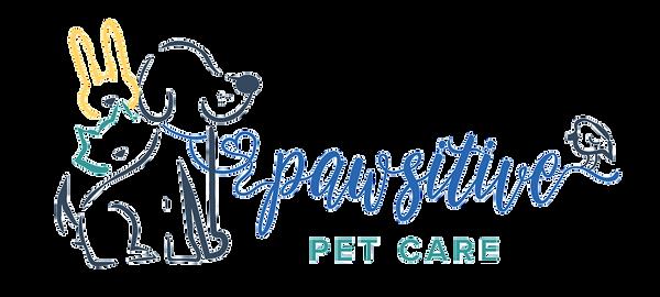Pawsitive Pet Care Logo Design.png