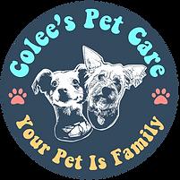 Colee's Pet Care Logo Long Beach