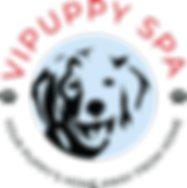 doggie daycare branding and logo