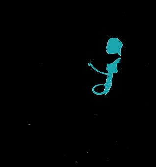 Dog trainer logo design - beyond the sit