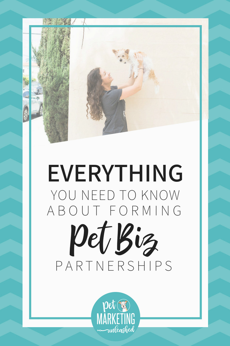 Everything You Need To Know About Forming Pet Business Partnerships | Pet Marketing Unleashed