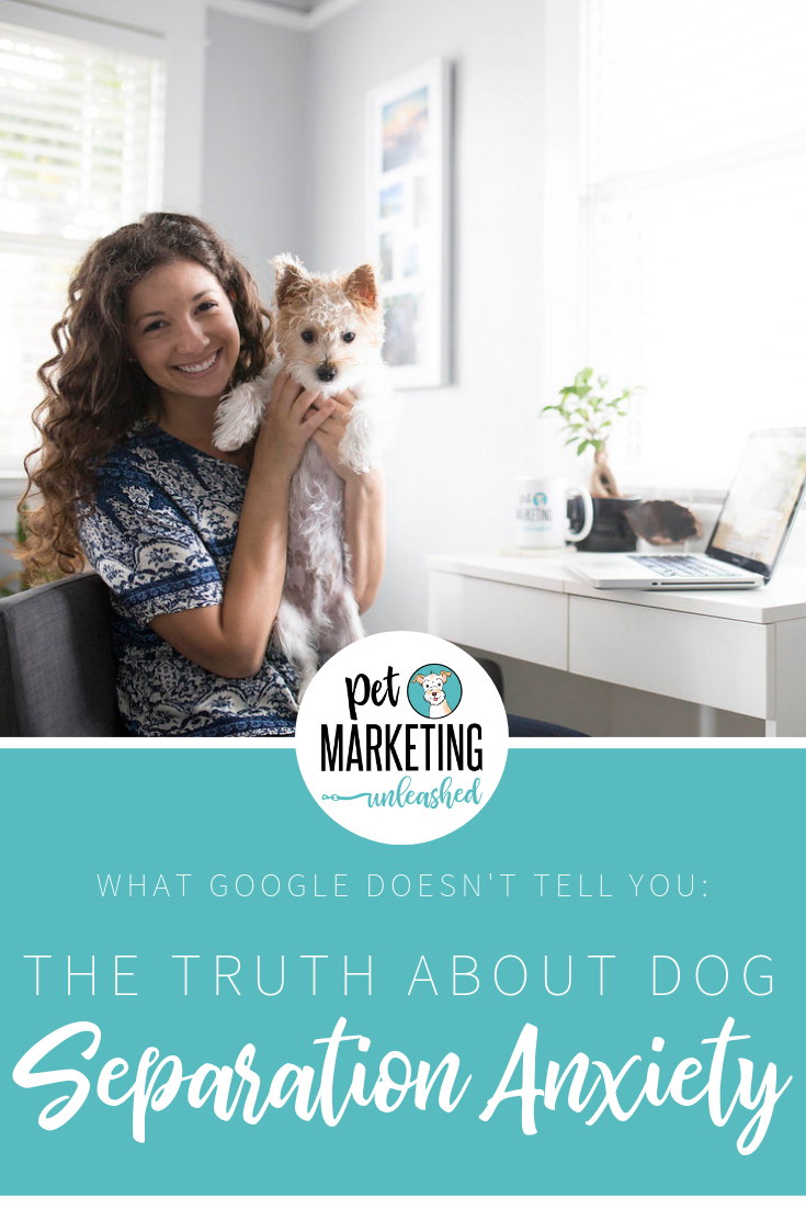 What Google Doesn't Tell You: The Truth About Dog Separation Anxiety | Pet Marketing Unleashed