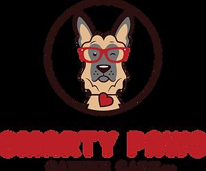 SmartyPaws logo design for pet businesses pet marketing unleashed