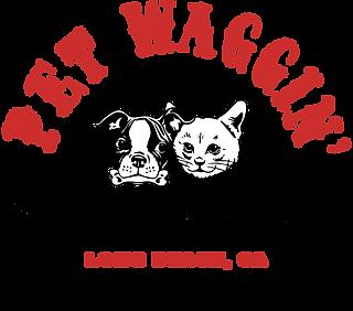 Pet Waggin' Alternative Logo