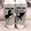 Thumbnail: Two (2) Pair-Lovers of Wine and Horses Sox