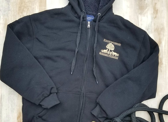 SHERPA! Black with Gold Logo