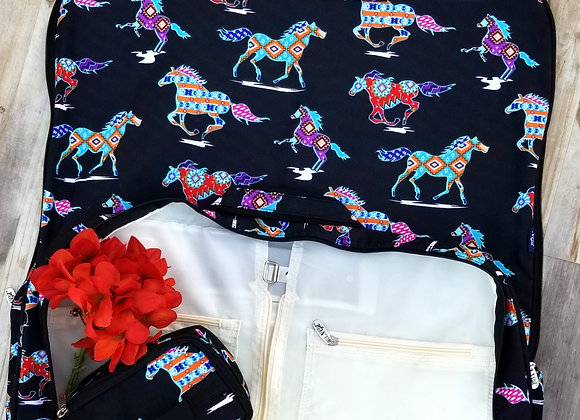 The Horsey Garment and Toiletry Set