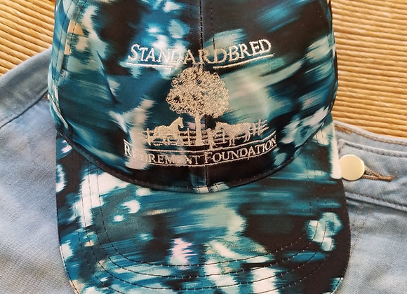 New Tie-dyed Hat!
