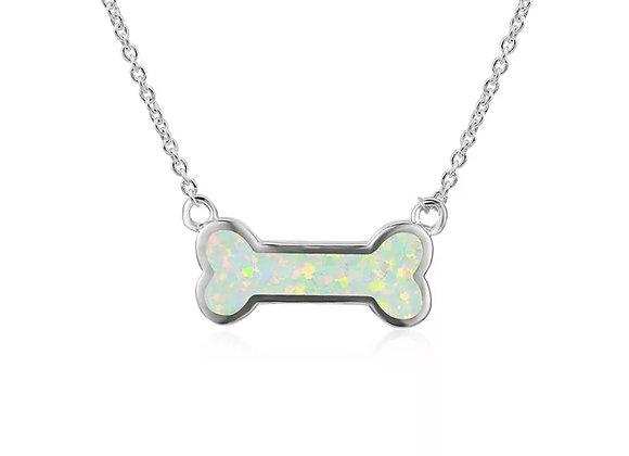Opal & Sterling Silver-My Pup's Treat
