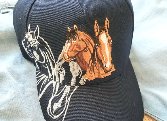 Horses All Around Hat!