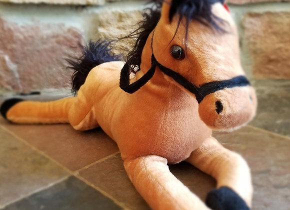 Sweet Stuffed Horse!