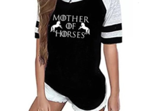 Mother of Horses- Ladies Top