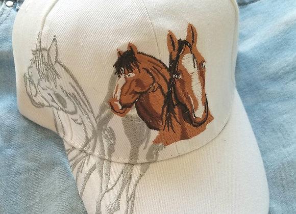 Lots of Horses-Hat