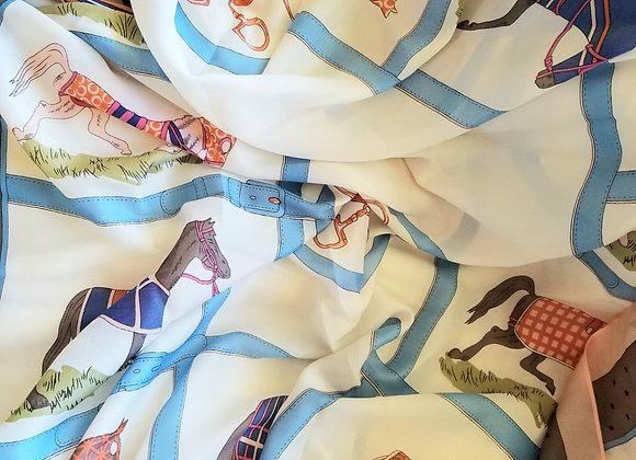 Stunning Silk Scarf