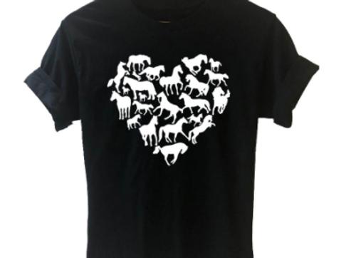 The Horse Heart T-shirt