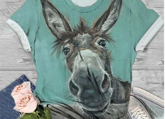 Love The Donkey!