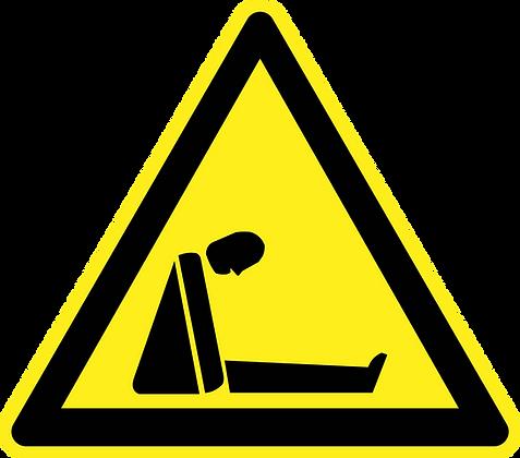 DuraStripe - Warning Signs / Asphyxiation