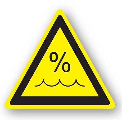 DuraStripe - Warning Signs / Water Level