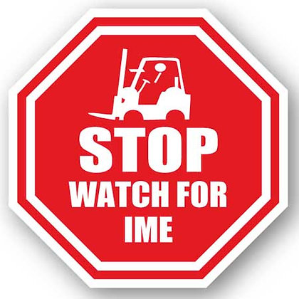 DuraStripe - Stop Signs / Stop Watch for IME